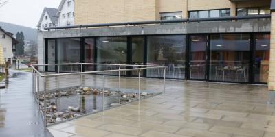 Metallbau, Geländer, Fassade, Glas, Beratung, Planung