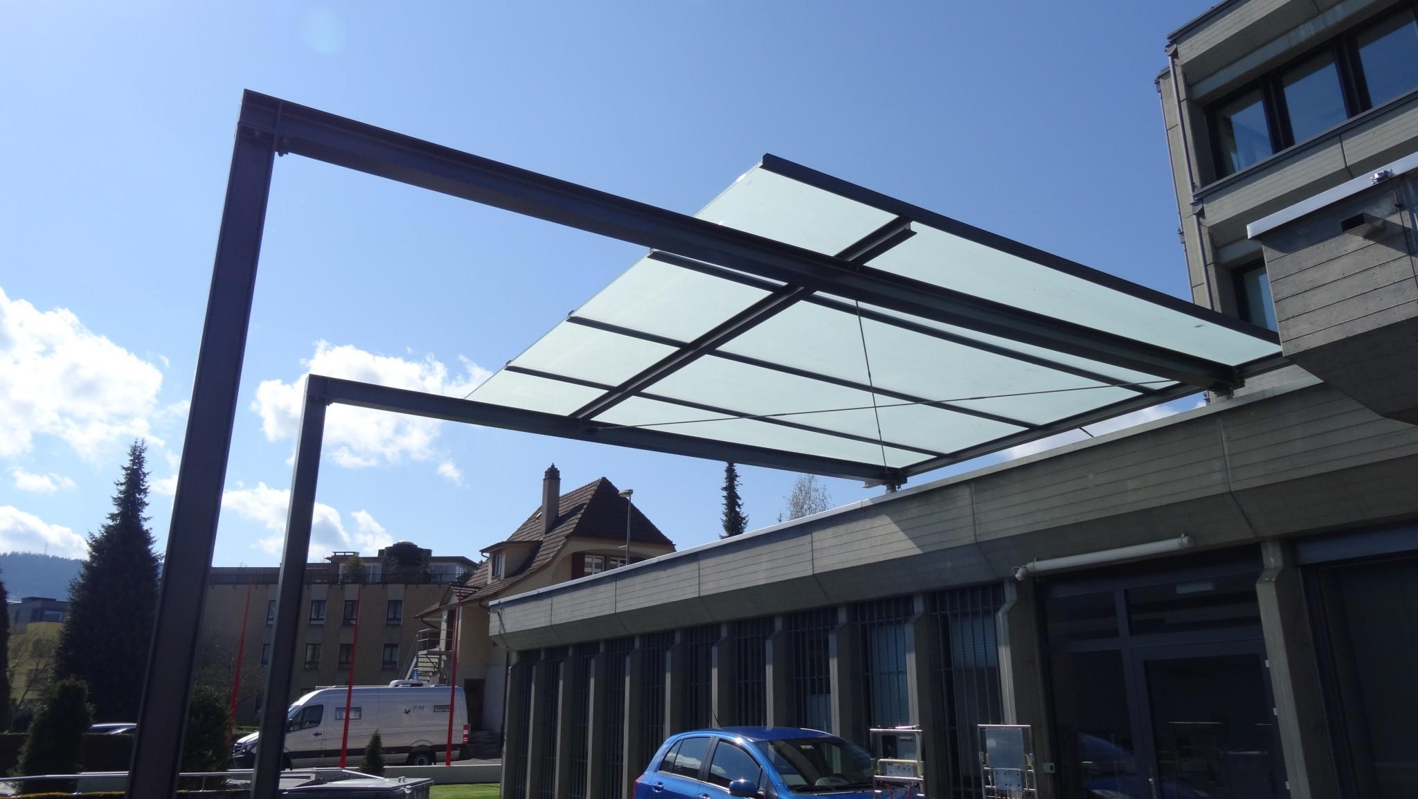 Bezaubernd Windfang Hauseingang Geschlossen Referenz Von Post, Emmentalstrasse, Konolfingen